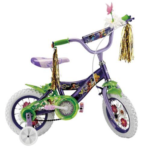 Vélo Disney Fée clochette, enfants, 12 po