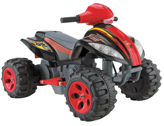 Disney Cars McQueen 6 Volt Quad Ride On Product image