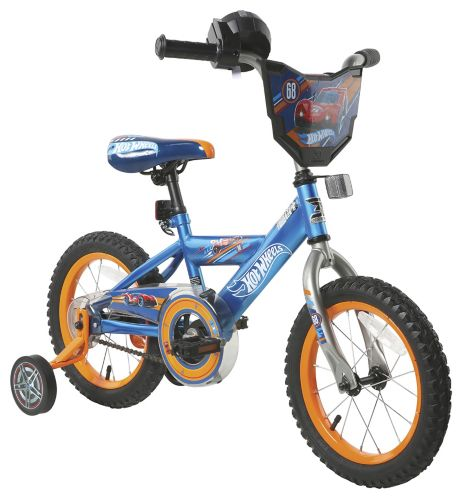 Hot Wheels Kids' Bike, 14-in