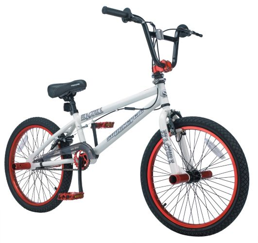 Supercycle Fracture BMX Bike, 20-in
