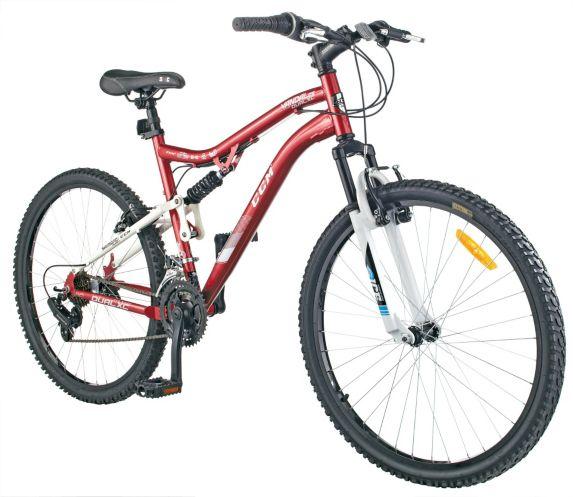 Vélo de montagne CCM Vandal, suspension intégrale, 24 po Image de l'article