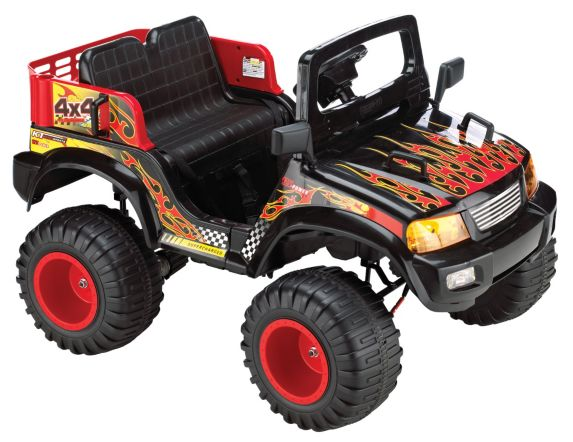 Kid Trax 12 Volt 4x4 Truck Ride On Product image