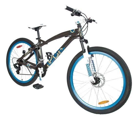 Kranked Republic Urban Hybrid Bike, 26-in Product image