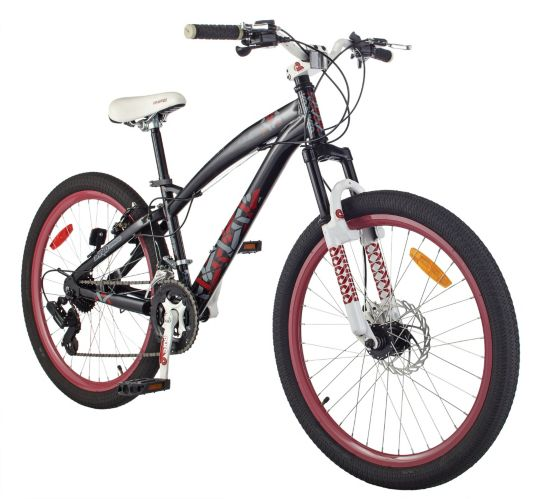 Kranked Republic Urban Hybrid Bike, 24-in Product image