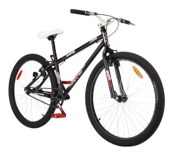 Vélo de ville hybride Kranked Uno Jump, 26 po Image de l'article