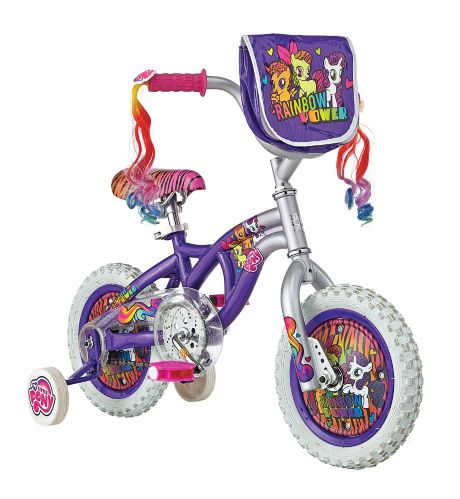 My Little Pony Kids' Bike, 12-in