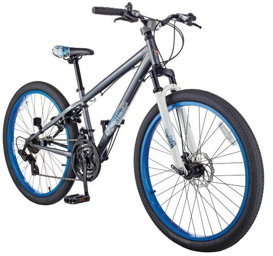 Schwinn Kicker Jump Urban Hybrid Bike, 24-in