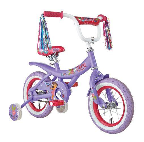 Vélo Dora l'exploratrice, enfant, 12 po