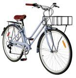 Vélo hybride Everyday Trinity, femmes. pneus 700c | Everydaynull