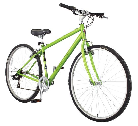 Vélo hybride Schwinn Median, hommes, pneus 700C