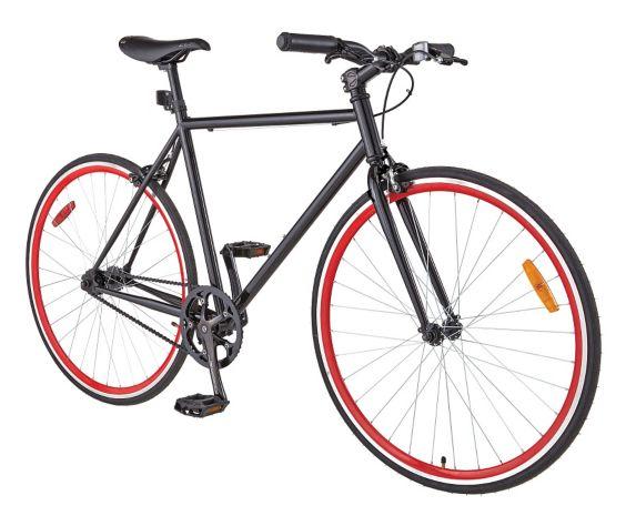 Vélo hybride Pace Fixie, pneus 700C