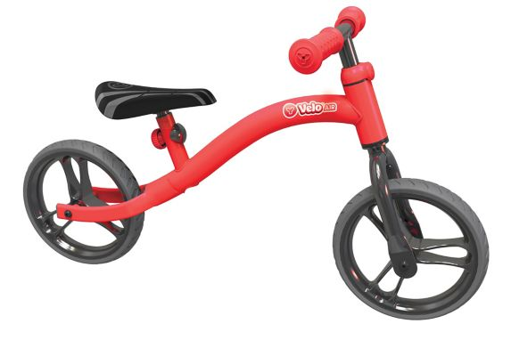 Yvelo Red Trike Balance Bike