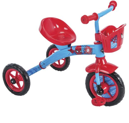Marvel Spider-Man Tricycle Product image