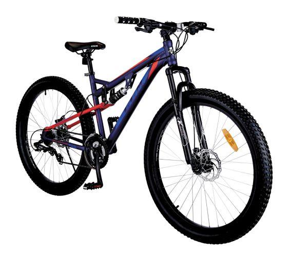 CCM Trailhead Dual Suspension Mountain Bike, 27.5-in