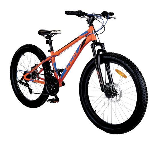 Vélo de montagne CCM Trailhead, susp. avant, jeunes, 24 po Image de l'article