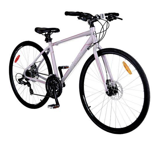 Vélo de route CCM Vector, pneus 700C, femmes Image de l'article