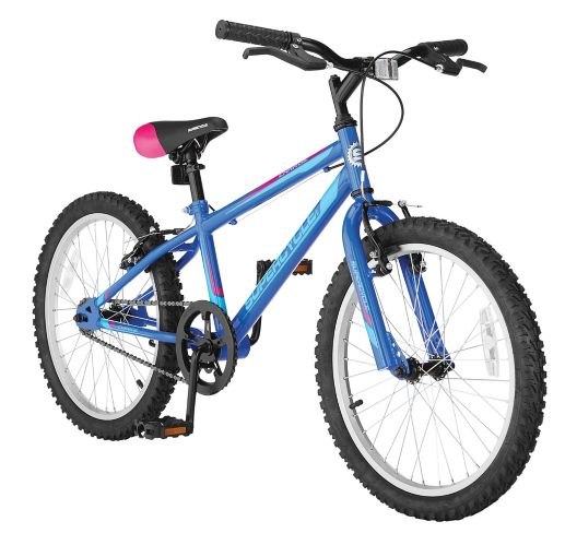Supercycle Charge Youth Bike, Purple, 20-in