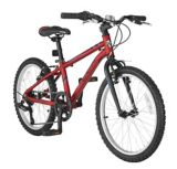 CCM Flow Youth Bike, Red, 20-in | CCM Cycling Productsnull