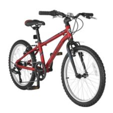 CCM Flow Youth Bike, Red, 20-in