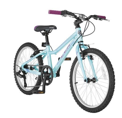CCM Flow Youth Bike, Turquoise, 20-in Product image