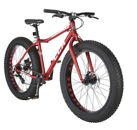 CCM Brut 4.0 Hardtail Mountain Bike, 26-in