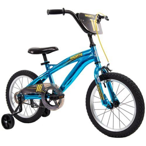 Vélo Supercycle à métalloïde rayonnant pour enfants, 16 po