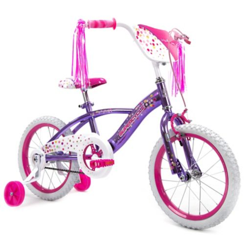 Supercycle Bedazzled Metaloid Kids' Bike, 16-in Product image