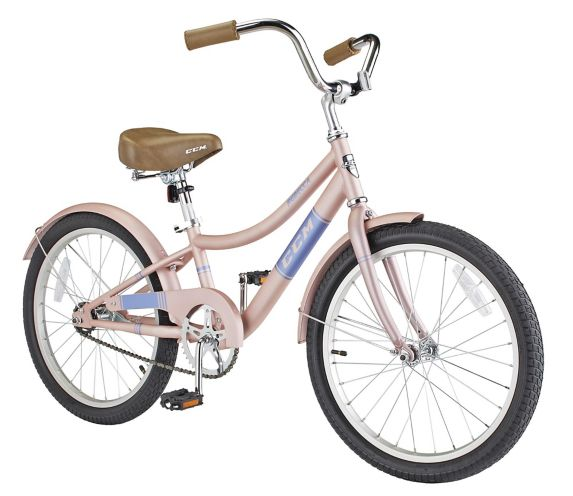 CCM Rebecca Youth Cruiser Bike, 20-in