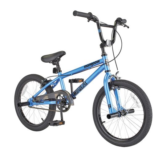 Mongoose Rumble BMX Bike, 18-in Product image