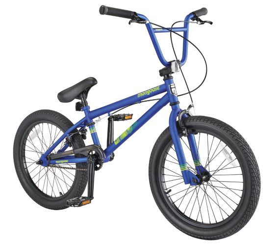 Mongoose Mode 540 BMX Bike, 20-in Product image