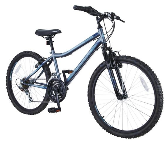 Supercycle Nitro XT Youth Hardtail Mountain Bike, Blue, 24-in Product image