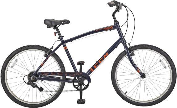 Vélo confort CCM Weston, hommes, 26 po Image de l'article