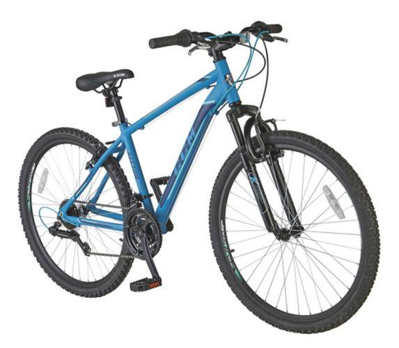 Vélo de montagne CCM FS Sector, suspension avant, dames, 26 po Image de l'article