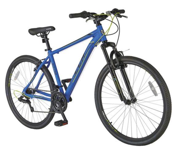 Vélo de montagne CCM FS Sector, suspension avant, hommes, 27,5 po