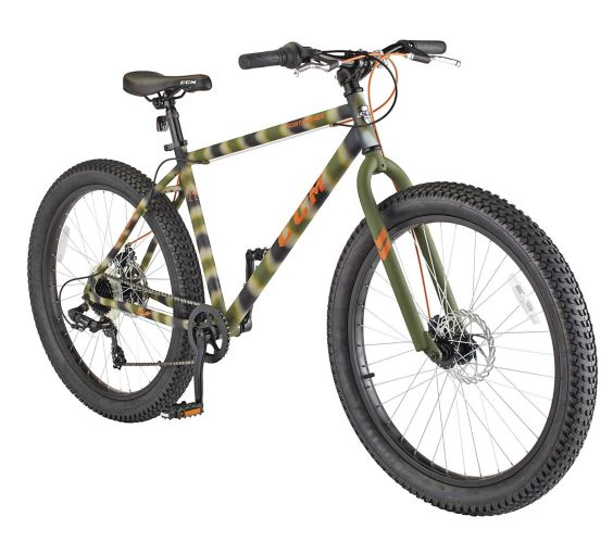 CCM Northerner Wide Tire Hardtail Mountain Bike, 26-in Product image