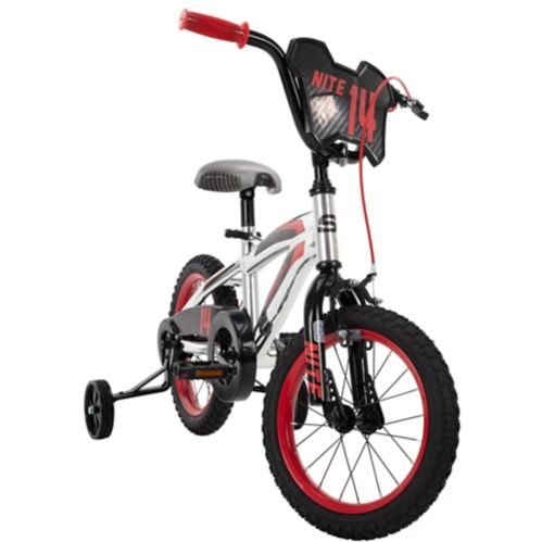 Supercycle Metaloid Nite Kids' Bike, 14-in Product image