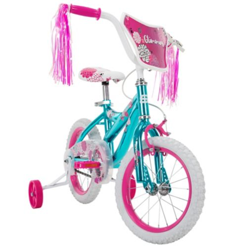 Supercycle Metaloid Glimmer Kids' Bike, 14-in Product image