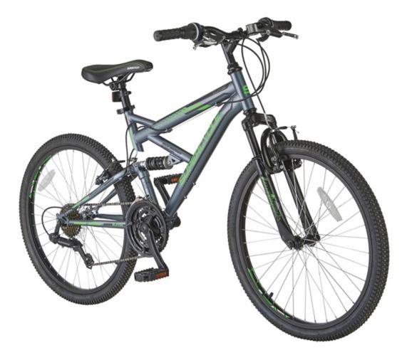 Vélo de montagne Supercycle Surge, double suspension, 24 po Image de l'article