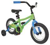 Raleigh Vibe Kids' Bike, Green, 12-in   RALEIGHnull