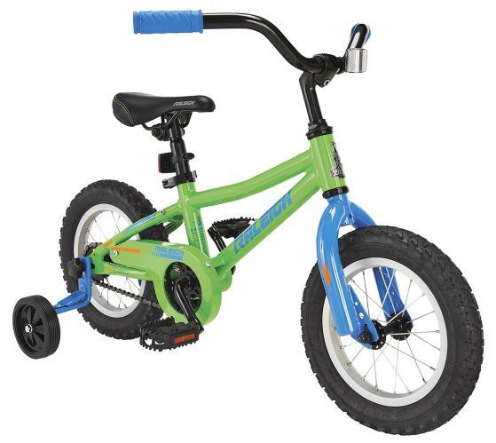 Vélo Raleigh Vibe, enfants, vert, 12 po Image de l'article
