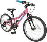 Vélo Raleigh Vibe, jeunes, rose, 20 po | RALEIGHnull