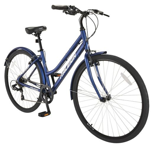 Raleigh Entourage 700C City Bike, Blue