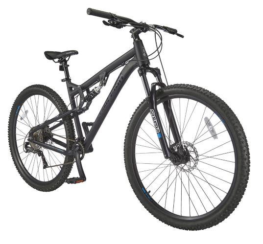 Vélo de montagne Raleigh Attack, double suspension Image de l'article