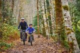 Raleigh Tracker Dual Suspension Mountain Bike, Blue, 27.5-in | RALEIGHnull