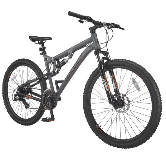 Raleigh Peak Dual Suspension Mountain Bike, 27.5-in Product image