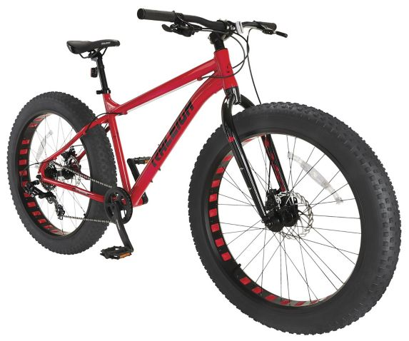 Vélo de montagne Raleigh Rogue 4.0, gros pneus, rigide, 26 po Image de l'article