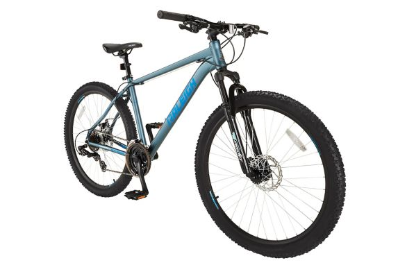 Raleigh Summit Hardtail Mountain Bike, Grey, 27.5-in Product image