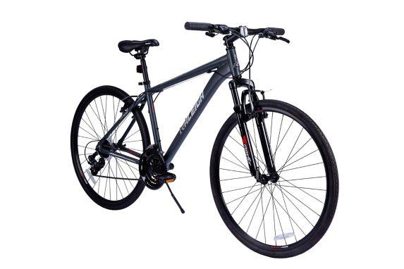Vélo hybride Raleigh Overtake, 700C, noir Image de l'article