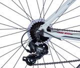 Vélo hybride Raleigh Overtake, 700C, blanc   RALEIGHnull