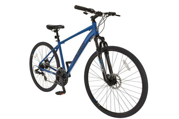 Raleigh Encounter 700C Hybrid Bike, Blue